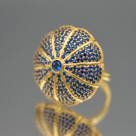 Ring sea-urchin blue