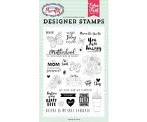 Echo Park Motherhood Clear Stamp