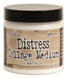 Distress Collage Medium Matte