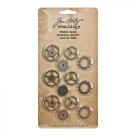 Tim Holtz Idea-ology Sprocket Gears