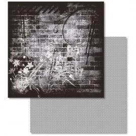"""Ursus Scrapbookpapier """"Timeless"""" Motief 2"""