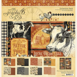 Graphic 45 Farmhouse