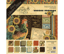 Graphic 45 French Country Collector's Edition