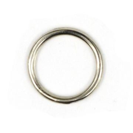 Metalen Ring 12 mm