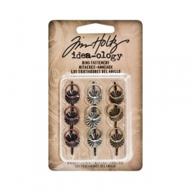 Tim Holtz Idea-ology Ring Fasteners