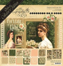 Pre-order Graphic 45 Portrait of a Lady Collector's Edition