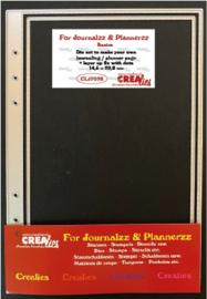 Crealies Stansen Journaling Planner Stippenlijn