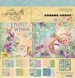 Graphic 45 Fairie Wings