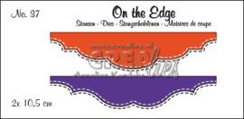 Crealies On the Edge Stansen No. 37