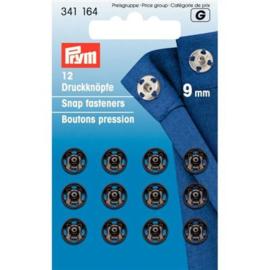 Prym Drukker Zwart 9 mm