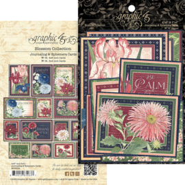 Graphic 45 Blossom Ephemera & Journaling Cards