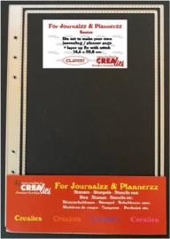Crealies Stansen Journaling Planner Stiksteeklijn