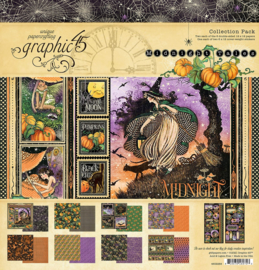 Graphic 45 Midnight Tales 12x12 Collection Pack