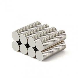 Neodymium magneten 8x1 mm