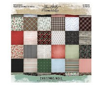 Tim Holtz Idea-ology Mini Stash 8x8 Inch Christmas