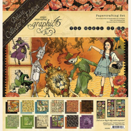 Graphic 45 The Magic of Oz Deluxe Collector's Edition