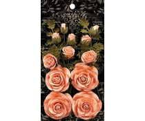 Graphic 45 Rose Bouquet Collection Precious Pink