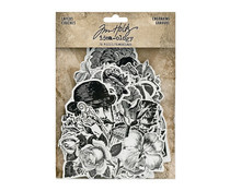 Tim Holtz Idea-ology Layers Engraving