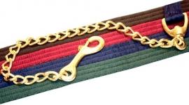 touw met ketting