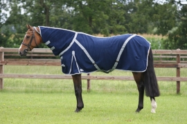 QHP FLEECE MET HALS