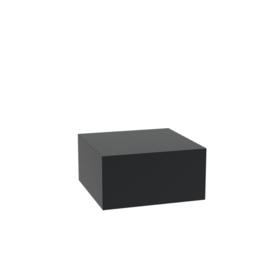 Aluminium Sokkel L80 x B80 x H40 cm