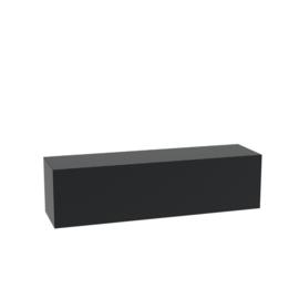 Aluminium Sokkel L150 x B40 x H40 cm