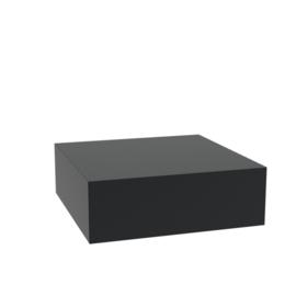Aluminium Sokkel L120 x B120 x H40 cm