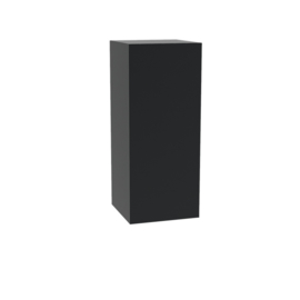 Aluminium Sokkel L50 x B50 x H120 cm