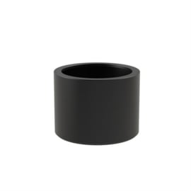 Polyester plantenbak `Cilindro` Ø800 x 600mm