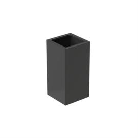 Aluminium plantenbak `Rockefeller` 500x500x1000mm
