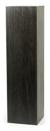 Houten Zuil / Sokkel, afmetingen L40 x B40 x H150 cm