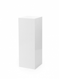 Houten Zuil / Sokkel, afmetingen L35 x B35 x H100 cm