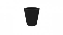 Polyester plantenbak `Elegante` Ø550 x 760mm