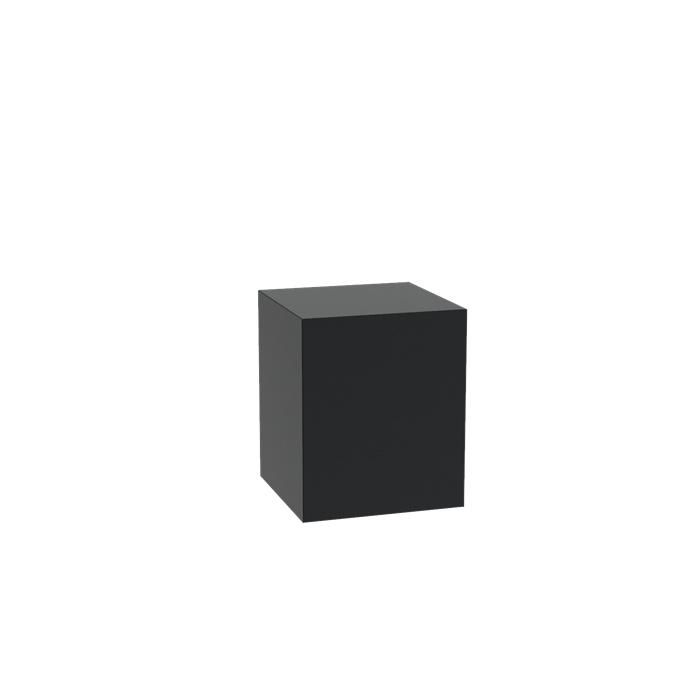 Aluminium Sokkel L50 x B50 x H60 cm