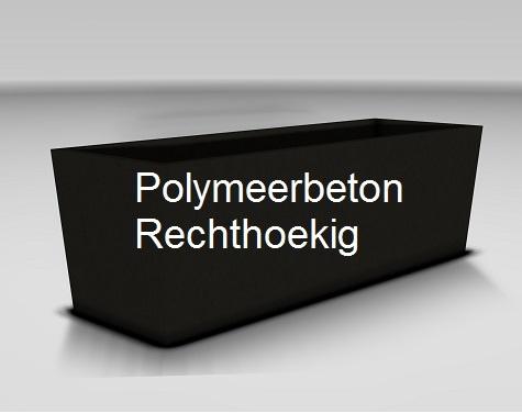 Polymeerbeton bloembakken
