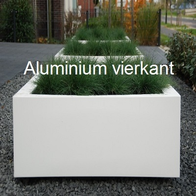 Plantenbakken Voor Buiten Groot.Aluminium Plantenbakken Grote Plantenbak