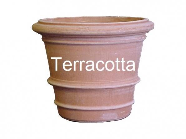 handgemaakte Toscaanse terracotta kruik, vaas 1.jpg