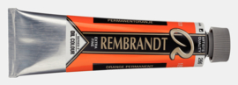 266 permanent oranje - Rembrandt olieverf 15 ml