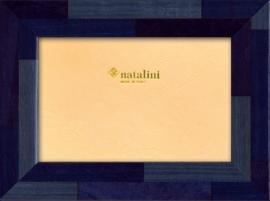 Natalini fotolijst - 13 x 18 cm - blauw Parquet