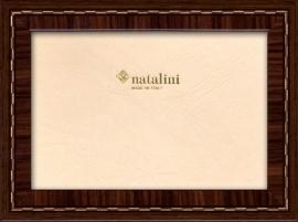 Natalini fotolijst - 18 x 24 cm - vintage palissander