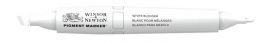 pigment marker Winsor & Newton -  witte of kleurloze blender