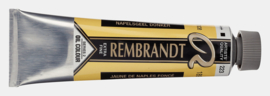 223 Napels geel donker - Rembrandt olieverf 15 ml