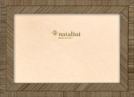 Natalini fotolijst - 20 x 25 cm - biante grigio