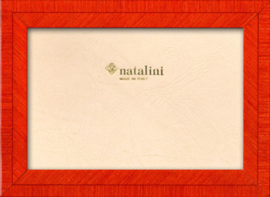 Natalini fotolijst - 13 x 18 cm - biante arancio