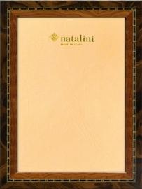 Natalini fotolijst - 13 x 18 cm - walnoot arl/20