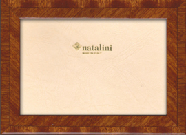 Natalini fotolijst - 20 x 25 cm - biante mogano