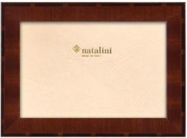Natalini fotolijst - 13 x 18 cm - antiek Mahonie