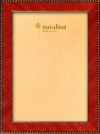 Natalini fotolijst - 13 x 18 cm - mahonie obl/20