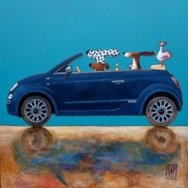 EDART Cinquecento - Kunstkarte