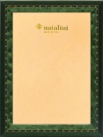 Natalini fotolijst - 10 x 15 cm - groen arl/20